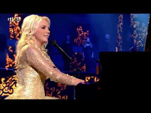 Achtergrond zingen op RTL-XL